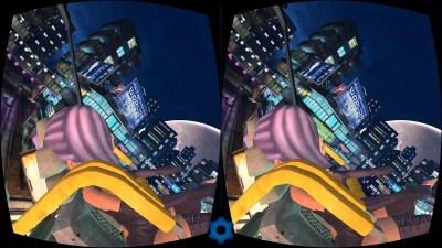 Crazy Swing VR baby