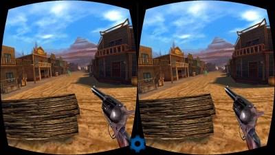 Western VR Shooter неубиваемый враг