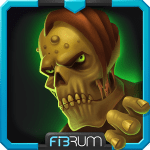 Zombie Shooter VR Logo