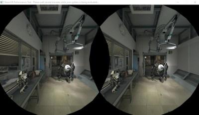 Тестирование ПК для HTC Vive