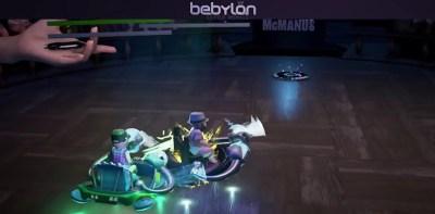 Bebylon Battle Royale screen2