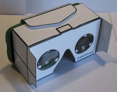очки виртуальной реальности POCKEYES