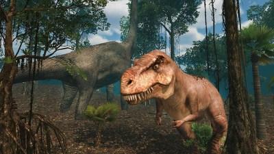 Скриншот из игры SurrealVR