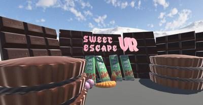 Sweet Escape VR скриншот 1