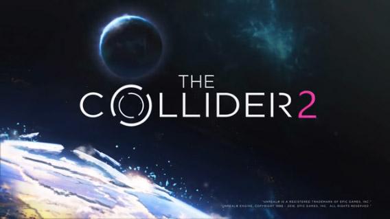 The Collider 2 logo