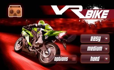 VR Bike скриншот 1