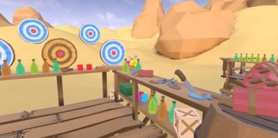 Скриншот Gunslinger Trainer 2