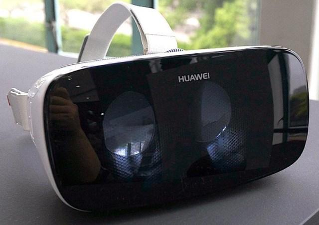 Передняя сторона Huawei VR