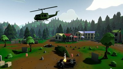 Скриншот из игры Out of ammo