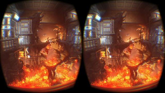 3Dmark обновился для VR vrmark