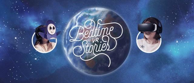 Bedtime VR Stories