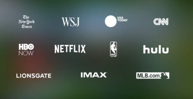 Медиакомпании поддержавшие Daydream