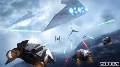 Star Wars Battlefront VR