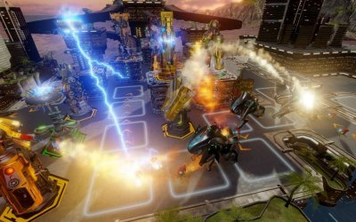 Defense Grid 2 Enhanced VR Edition