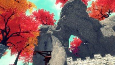 CloudLands: vr minigolf скриншот