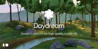 Google Daydream VR Logo