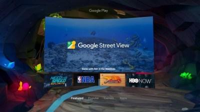 google daydream vr playstore