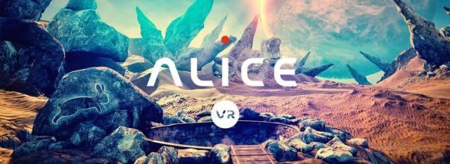 Alice VR обзор logo