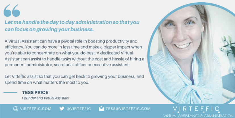 Tess Virteffic Virtual Assistant