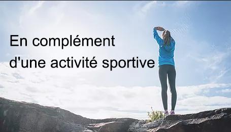 Complement sportif