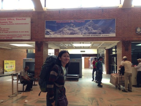 Bandara Kathmandu
