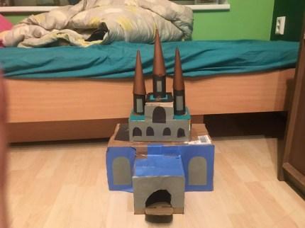 Lõpuks saab oma unistuste lossi ehitamise eest ka hinde!