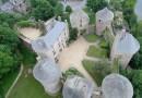 Lassay les chateaux drone