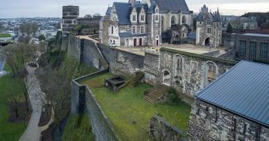 Château d'Angers