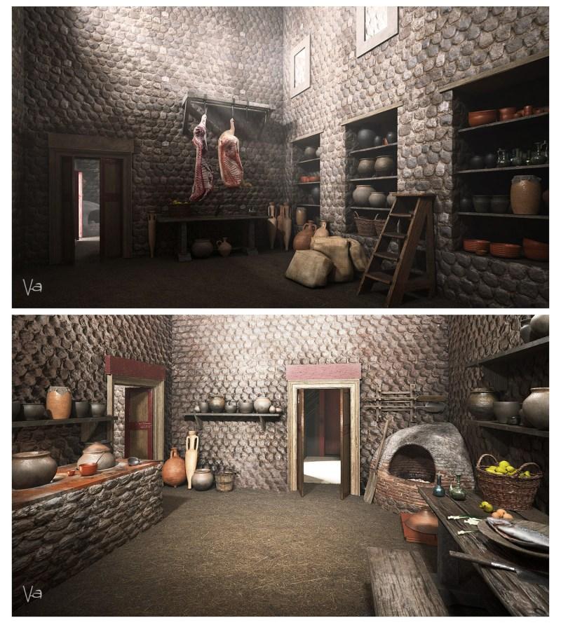 MV cuisines et celliers