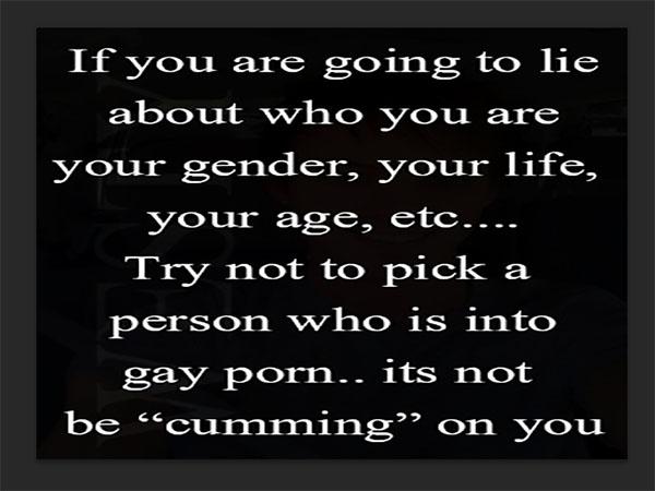Gay Porn Star LOL