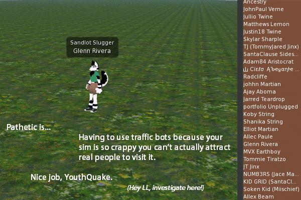 TrafficBotsAreLame