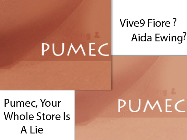 pumec stealing fiore and glam affair