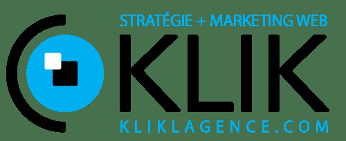 Logo Klik agence