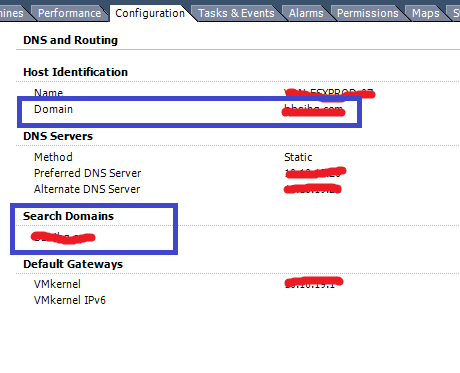 DNS and Routing