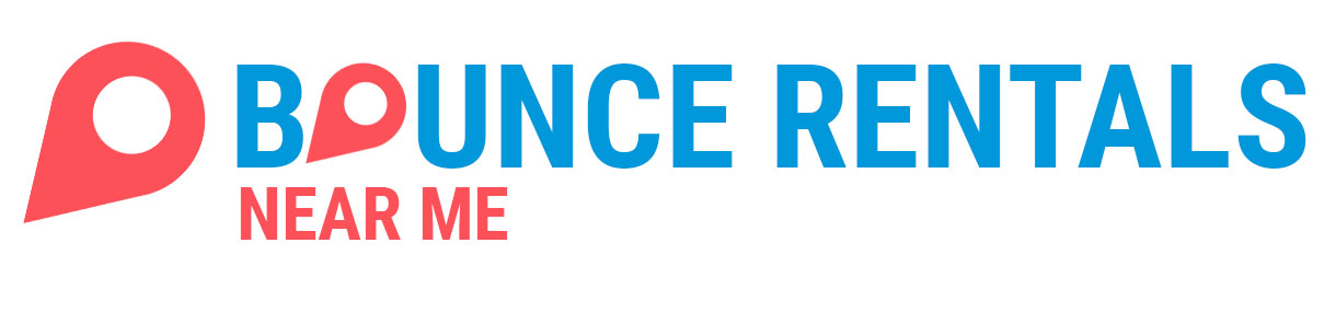 bounce rental near me logo
