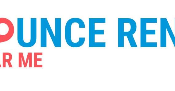 bounce rental near me logo