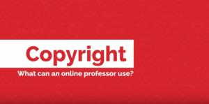 Copyright Slide