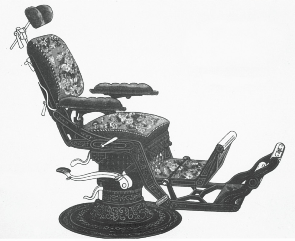 vintage dentist chair sumo bean bag chairs please have a seat evolution of the dental virtual 1890