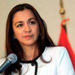 Marisol Espinoza Cruz, Vicepresidenta de la República del Perú y Presidenta del Patronato de Virtual Educa