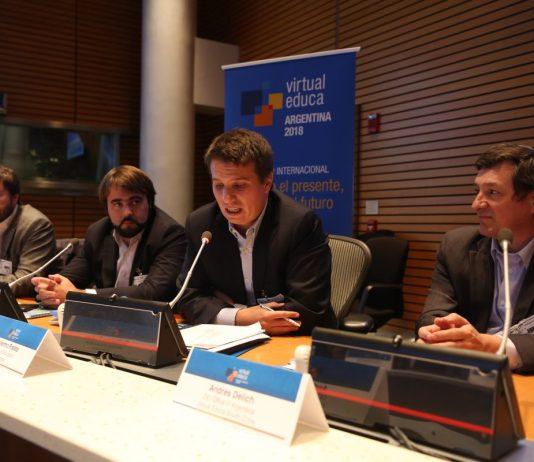 Argentina 2018: Presentación en el Consejo Directivo de Virtual Educa