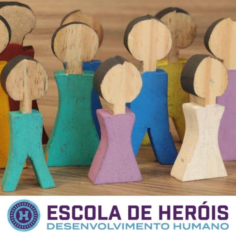 CONSTELAÇÕES FAMILIARES | Formação bonecos - Atendimento individual | EH1| Escola de Heróis | Diogo Hudson