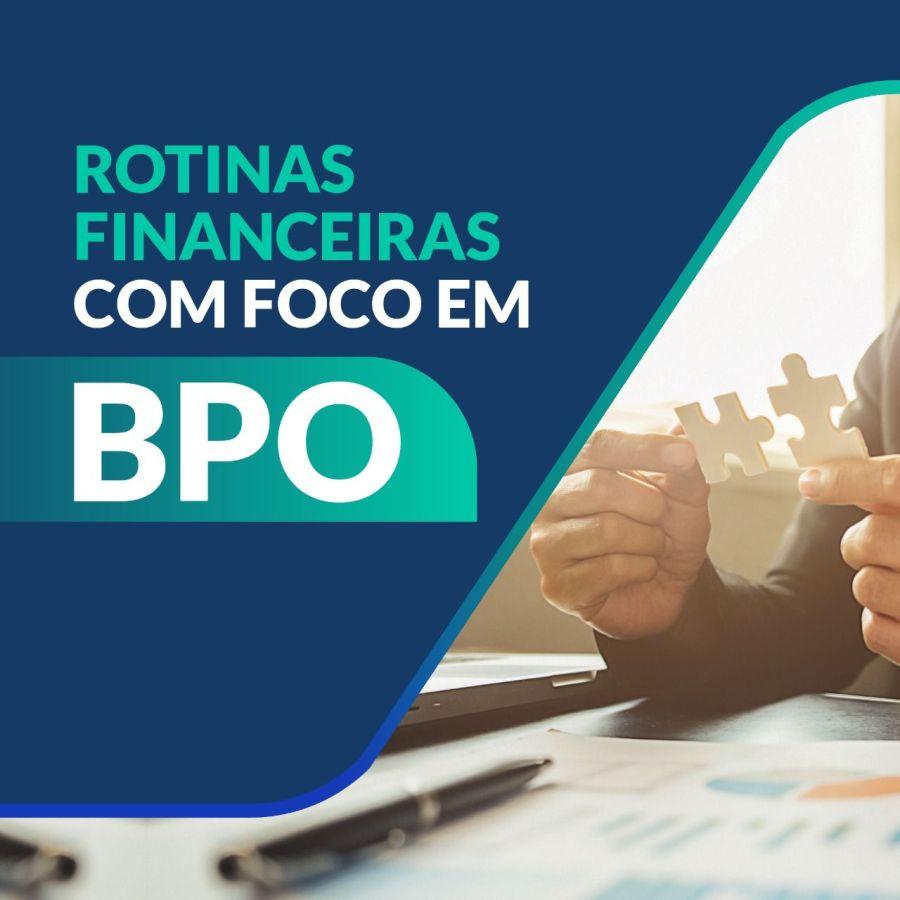 Curso Rotinas Financeiras Com Foco em BPO