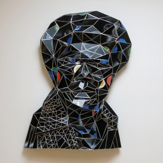 Sculpture by Jim Hake at Sivarulrasa Gallery