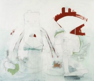 Painting by Michael Pittman at Sivarulrasa Gallery