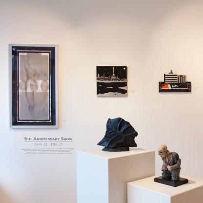 5th Anniversary Show at Sivarulrasa Gallery