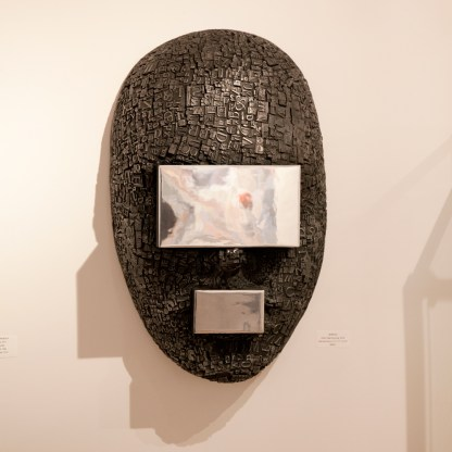 Sculpture by Dale Dunning, Installation View at Sivarulrasa Gallery