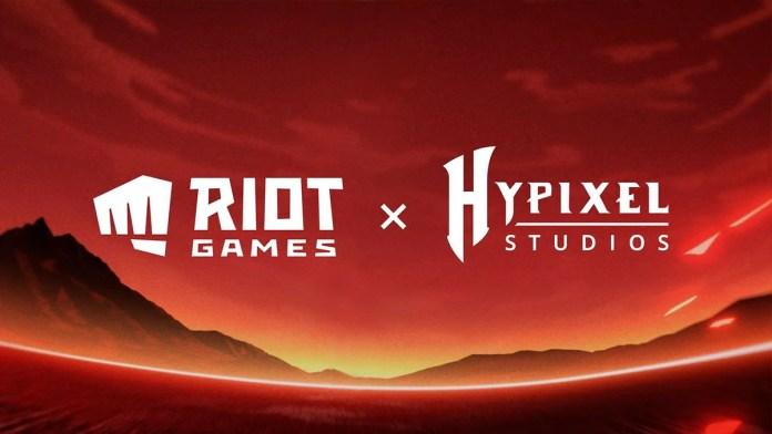 ¡La unión de Hypixel Studios con Riot Games!
