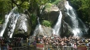 Courtrallam Five Falls