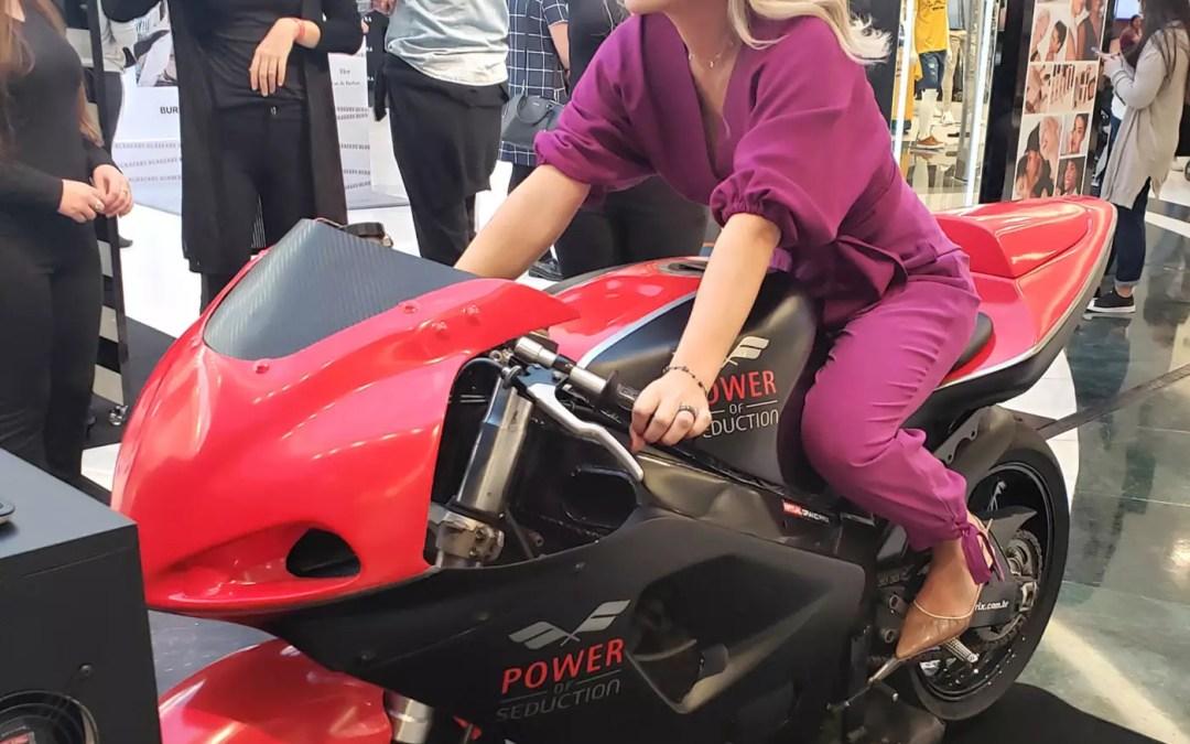 Simulador Motovelocidade PUIG @ Power Extreme