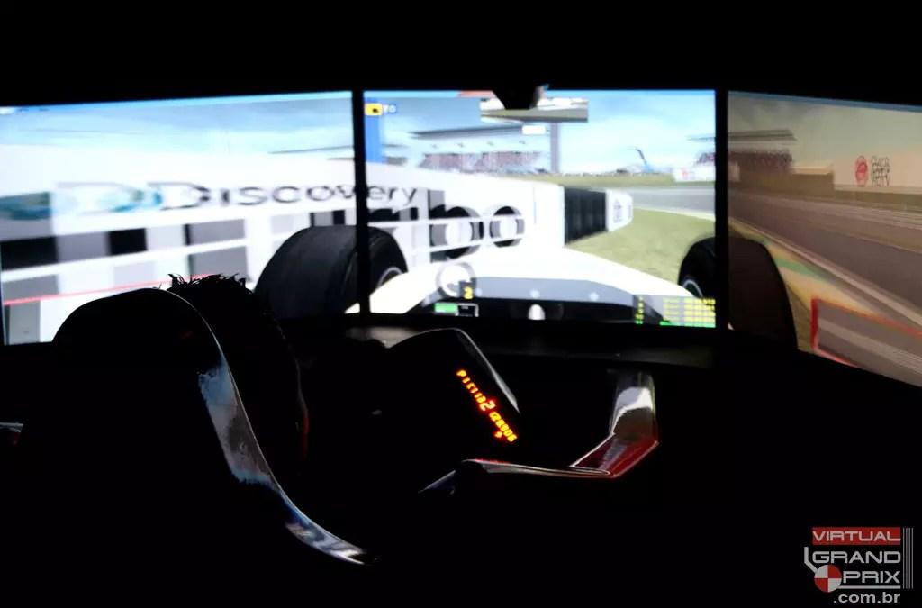 Simulador MOTION PRO Discovery / Claro